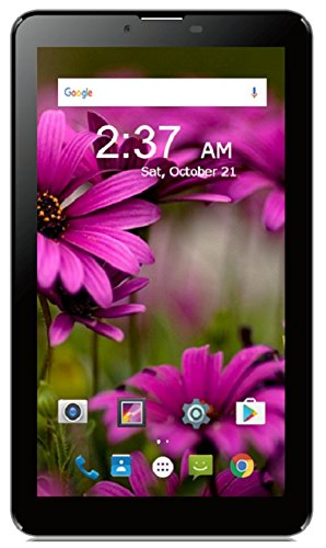 I KALL N6 (512+8GB) Dual Sim 3G Calling Tablet- Black…