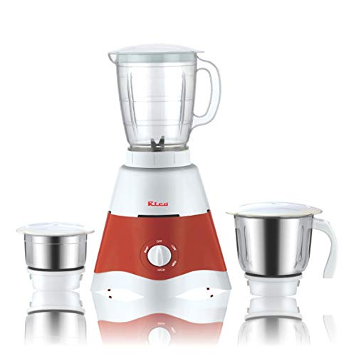Rico Mixer Grinder 550 watt with 3 Jars Japanese Technology