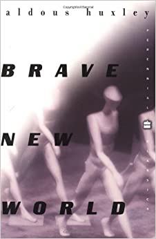 a portrayal of a utopian society in brave new world by aldoud huxley Brave new world study guide view of society brave new world is largely a dystopia where critical analysis of brave new world by aldous huxley.