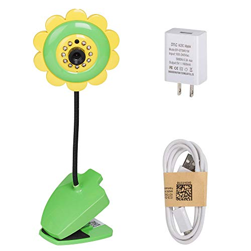 Eagles Baby Monitor WiFi Camera, Sunflower Wireless Camera,