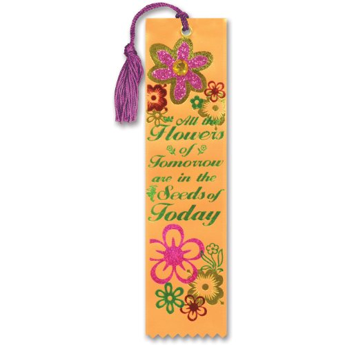 Halloween Costumes Delivered Tomorrow (All The Flowers Of Tomorrow Jeweled Bookmark Ribbon 2