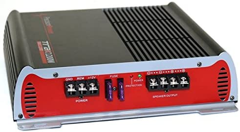 precision TRAX2800D Power 800W 2 Channel Car Amplifier
