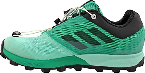 Adidas Terrex Trailmaker Shoe - Womens Core Green, Black, Easy Green