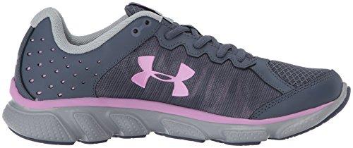 Gray 6 Zapatillas De Micro Mujer Assert Entrenamiento G apollo Gris Armour W Ua Under YaqTOq