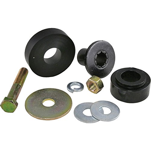Eckler's Premier Quality Products 25122885 Corvette Mounting Bushing Kit Differential Polyurethane