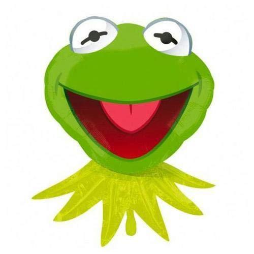 Amscan Super Shape Muppets Kermit -