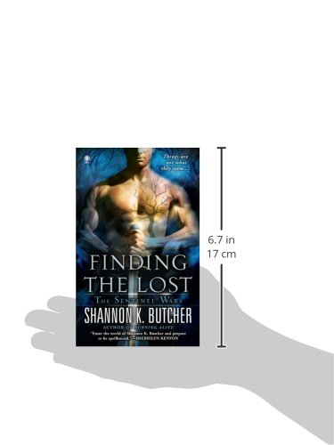 finding the lost butcher shannon k