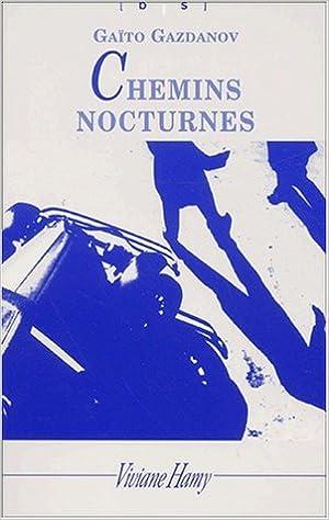 Téléchargement Chemins Nocturnes (bis) pdf, epub