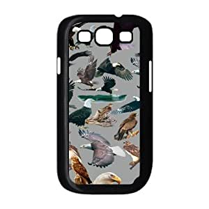 Samsung Galaxy S3 I9300 Eagles Phone Back Case Art Print Design Hard Shell Protection HG074762