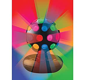 how to make disco ball lights at home