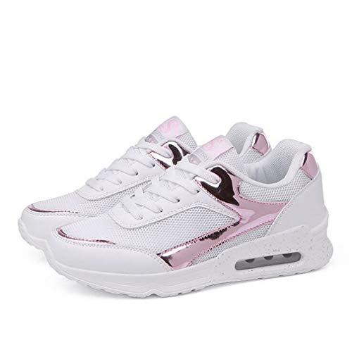 Kleine Academy Damen C Damenschuhe Neue Casual Laufschuhe Schuhe Farbe EIN weiße Luftkissen 38 Turnschuhe Exing Größe wRCqY1w