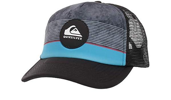 Quiksilver Boys Big Stripe Pipe Youth Trucker Hat: Amazon.es ...