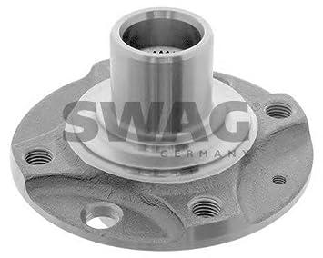 SWAG Eje delantero para buje de ruedas para Opel Astra Vectra Vauxhall Cavalier 326173: Amazon.es: Coche y moto
