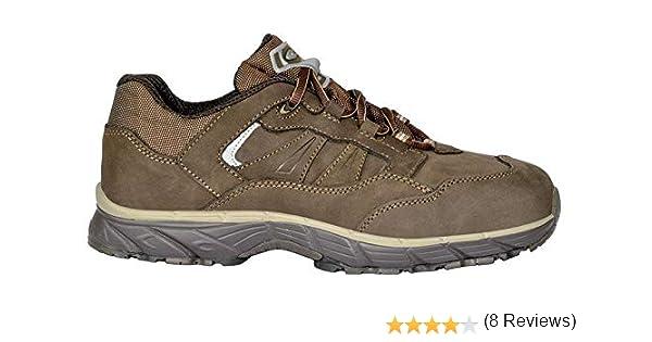 19030-002 Marr/ón Cofra zapatos de seguridad eliminaciones 19030-002 New grevinga S3 SRC
