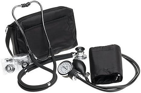 NCD Medical/Prestige Medical - Juego de instrumentos médicos (tensiómetro de brazo y estetoscopio de doble cabezal)