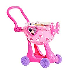 Minnie Just Play Bow-tique 2 In 1 Shopping Cart