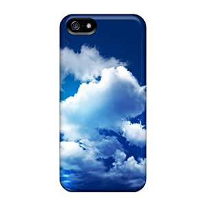 AVSKIlY1493ULpkL Anti-scratch Case Cover Jamesmeggest Protective Cloudy Sky Case For Iphone 5/5s