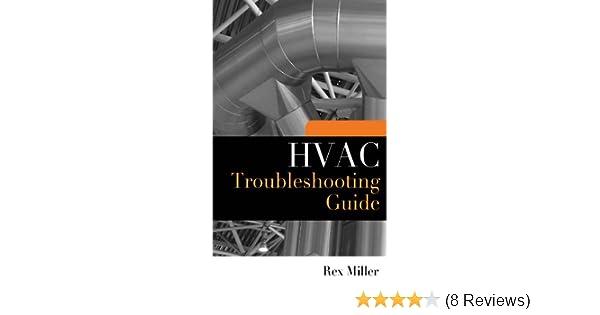 HVAC Troubleshooting Guide, Rex Miller, eBook - Amazon com