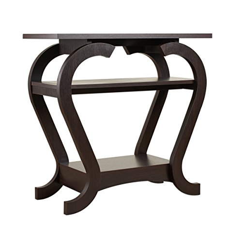 ioHOMES Anya Modern Console Table, Espresso Review