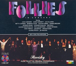 Follies in Concert (1985 Live Performance) + Stavisky Film Score by Sony Classical
