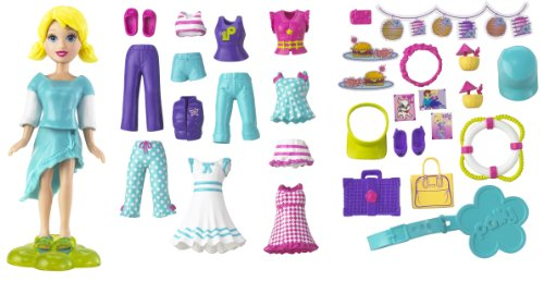 Polly Pocket Pretty Packets Sea Party Polly Bag, Baby & Kids Zone