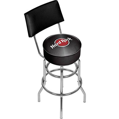 Trademark Gameroom Hard Rock Cafe Swivel Bar