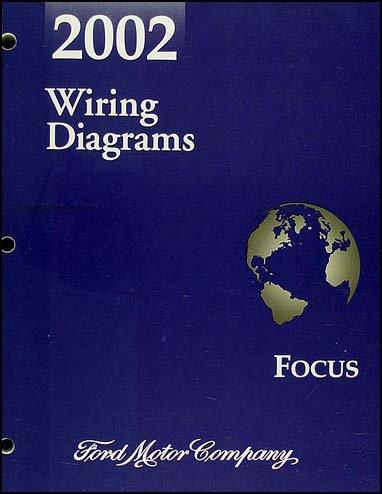 2002 Ford Focus Wiring Diagram Manual Original: FORD: Amazon.com: BooksAmazon.com