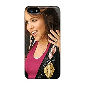 Awesome Case Cover/iphone 5/5s Defender Case Cover(miley Cyrus 23)