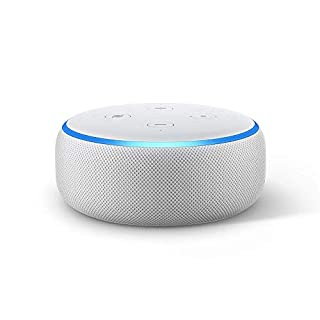 Echo Dot (3rd Gen) - Smart speaker with Alexa - Sandstone