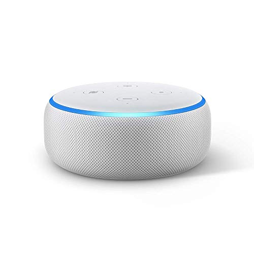 Echo Dot (3rd Gen) - Smart speaker with Alexa - Sandstone Apple Tv Vs Cable