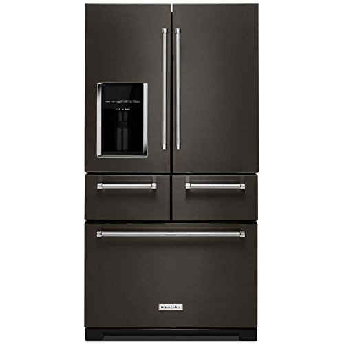 KRMF706EBS Stainless Platinum Interior Refrigerator product image