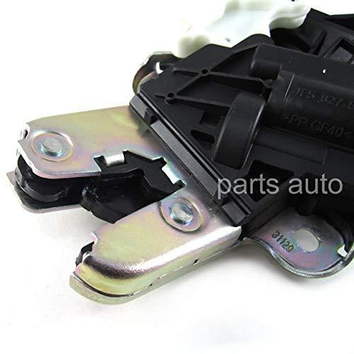 Fincos Bootlid Rear Trunk Lid Lock Latch 4F5827505D for Eos Jetta MK5 Passat B6 B7 CC