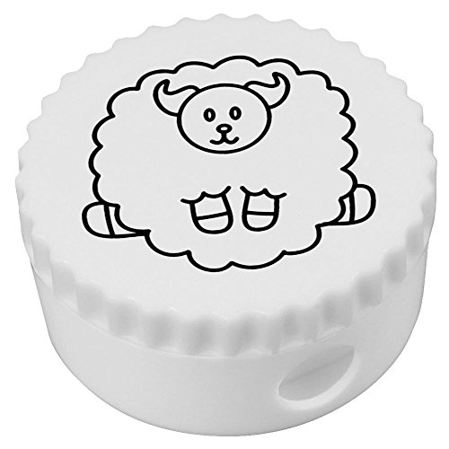 Decorative Pencil Sharpener - 'Woolly Sheep' Compact Pencil Sharpener (PS00013619)