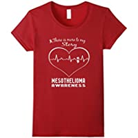Mesothelioma Awareness Tshirt