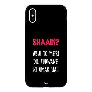iPhone XS Shaadi? Abhi To Meri Dil Tudwaane Ki Umar Hai!