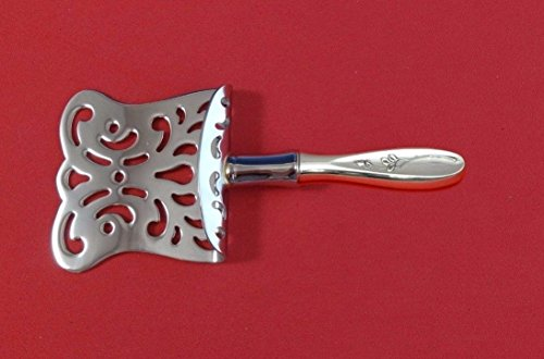 (Rose Solitaire by Towle Sterling Silver Petit Four Server HHWS Custom Made 6