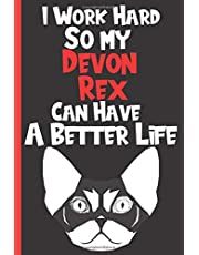 My Devon Rex Pet Health Record Book: Pet Health Tracker - Feline Wellness Journal And Logbook to Record Cat Medications, Vet Visits, Vaccines, Meals & Daily Activities - Gift For Devon Rex Cat Owners and Lovers