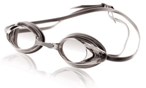 Speedo Vanquisher 1.0 Swim Goggle, Silver