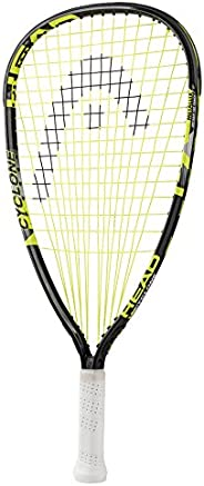 HEAD MX Cyclone 190 Club Racquetball Racket - Pre-Strung Head Light Balance Racquet