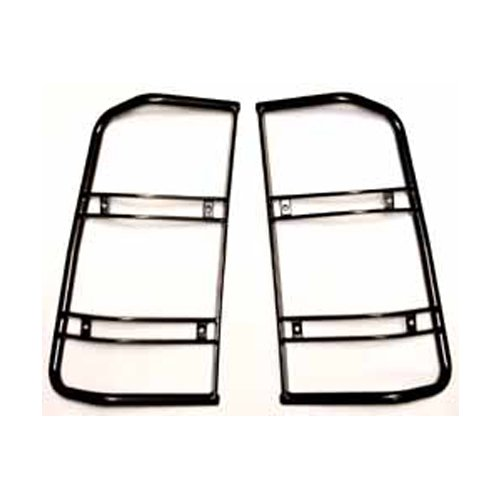 LAND ROVER DISCOVERY2 1999-2004 GENUINE REAR UPPER LIGHT GUARD SET VUB500680