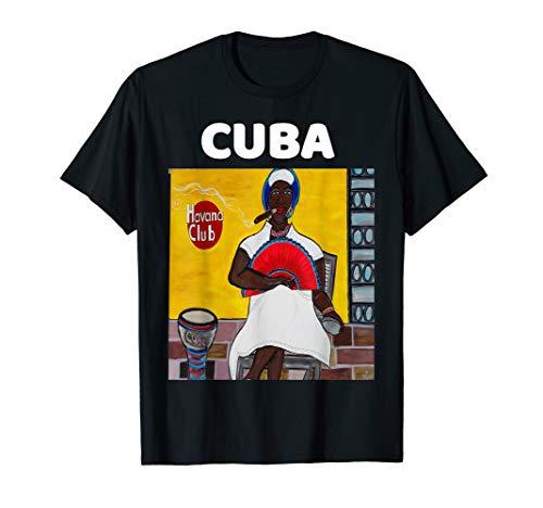 Havana Cuba Art Afro Cuban Cigar Artist Design Gift