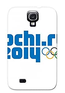 High-quality Durable Protection Case For Galaxy S4(the Sochi 2014 Winter Olympics) For New Year's Day's Gift