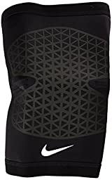NIke Pro Combat Elbow Sleeve, Med Black