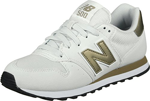 New Balance Damen 500 Sneakers Blanc