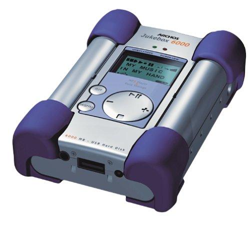 Archos 6 GB Jukebox 6000 MP3 Player/Hard Drive