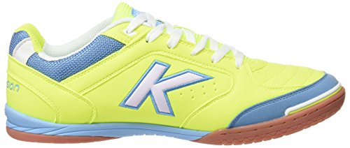 Vert Chaussures Citron Precision en Football Homme de Salle Vert Kelme Pz15qw5