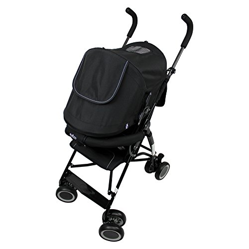5 Point Harness Reclining Stroller - 6