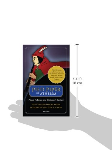 Pied Piper of Atheism: Philip Pullman and Childrens Fantasy ...