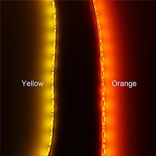 Alitovetm 164ft 5050 smd orange led flexible strip light lamp 5m alitovetm 164ft 5050 smd orange led flexible strip light lamp 5m 300 leds waterproof aloadofball Image collections