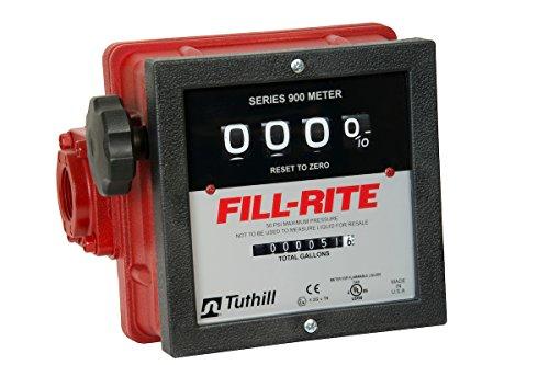 Fill-Rite 901C 4 Wheel Mechanical Meter by Fill-Rite (Image #4)'